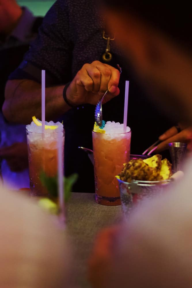drink cocktails in Dublin