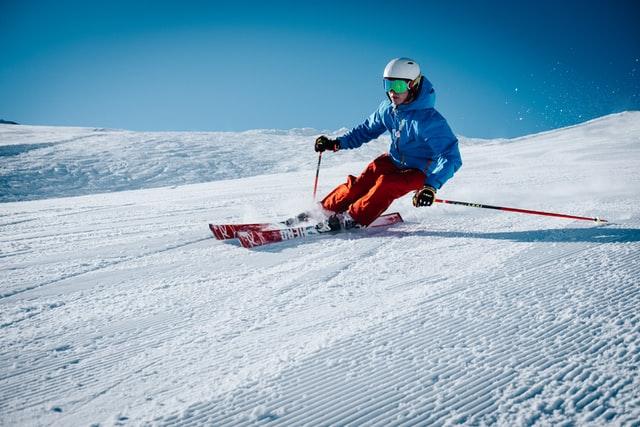 Coffee Mill skiing