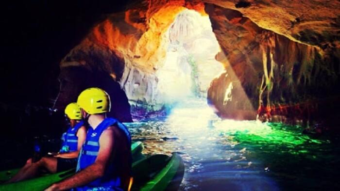 La Jolla's Seven Sea Caves