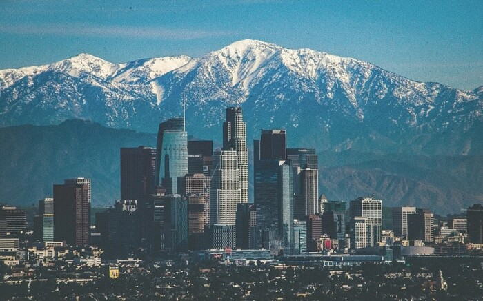 Los Angeles Winter
