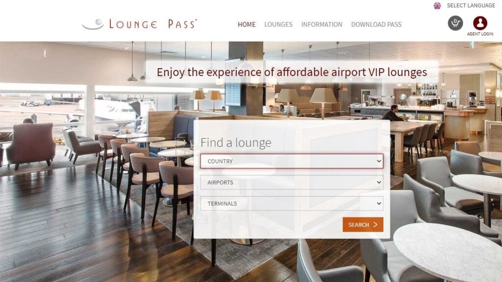 Lounge Pass review