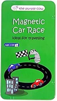 Magnetic Car Race