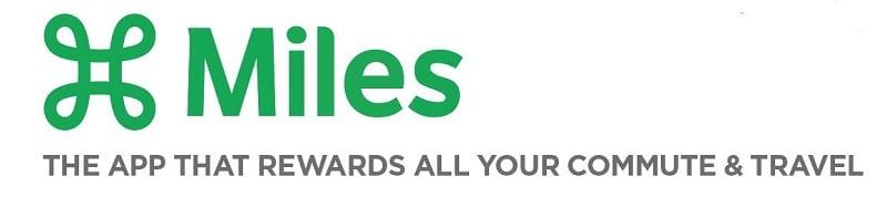 Miles App logo