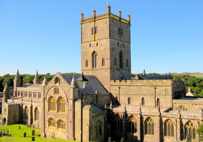 Saint Davids - The City of Saints