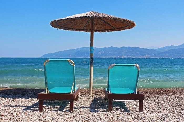 Vacations with Minimal Walking