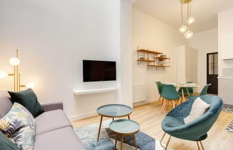 Apartment Near Invalides Paris