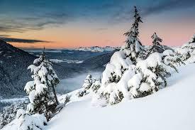 eaglecrest ski area view