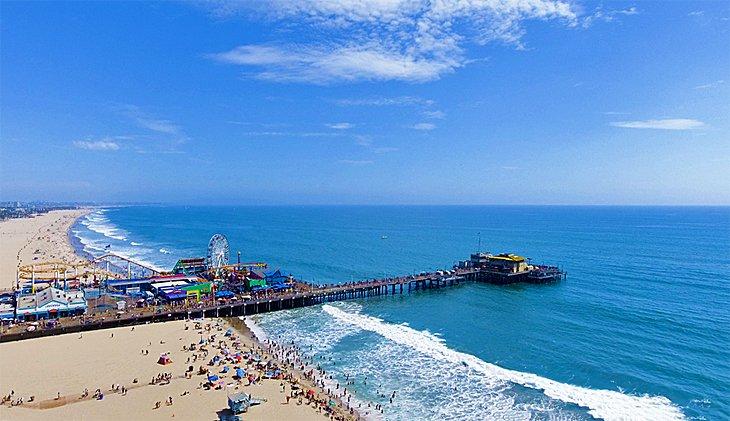 Los Angeles Beach