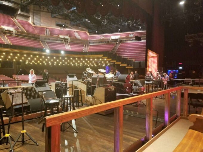 Know about Nashville's history in the Grand Ole Opry Backstage Tour.