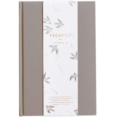 Promptly Journals - Compact Travel Journal