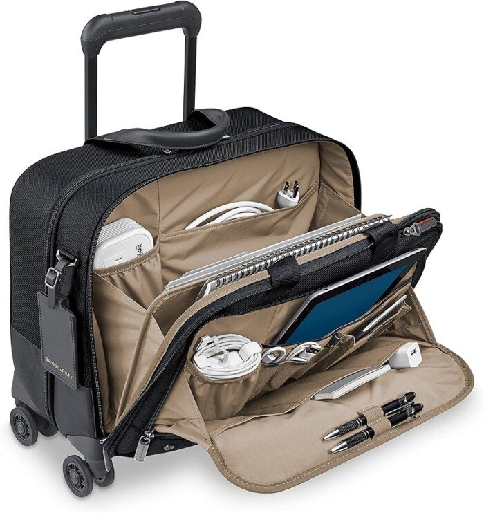 Briggs & Riley Rolling Briefcase