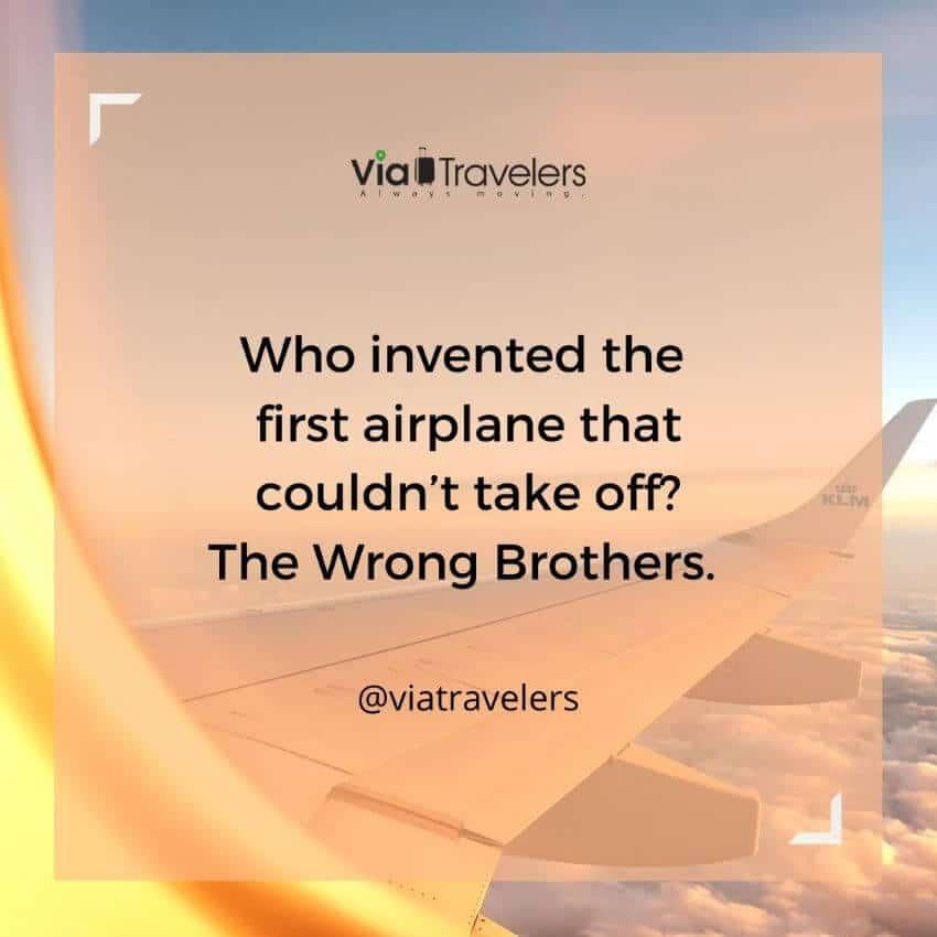 Airplane Jokes 5