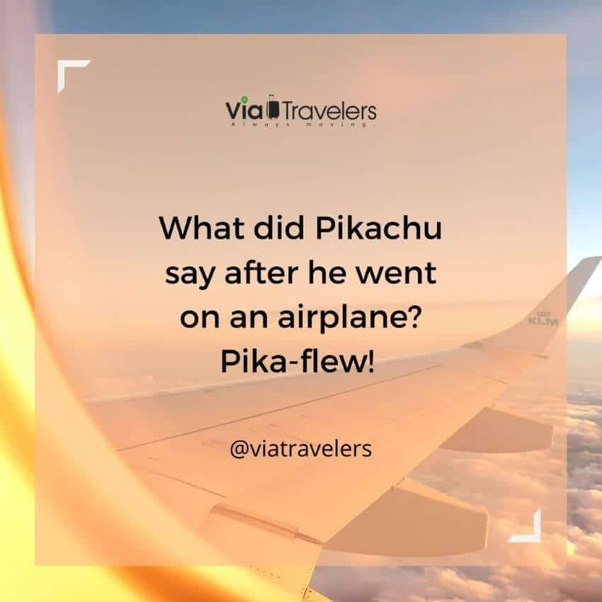 Airplane Jokes 6
