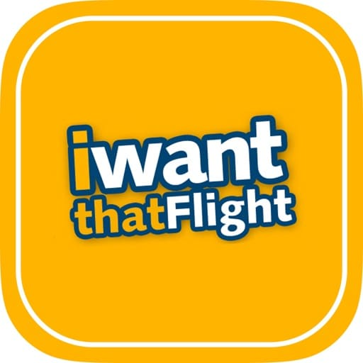 I Want That Flight logo