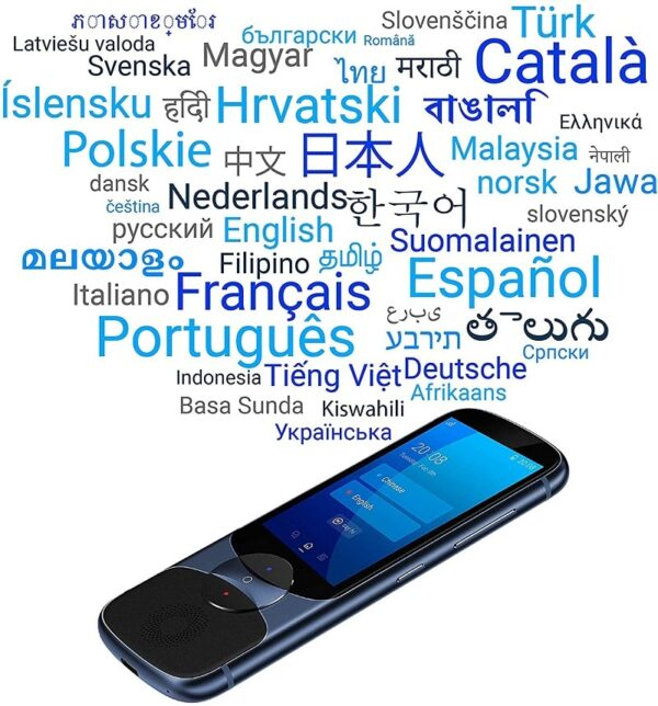 Jarvisen Language Translator Device