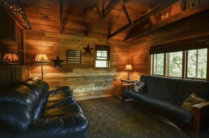 One bedroom cabin in Kerrick