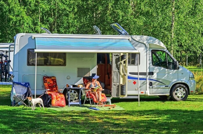 Travel in RV