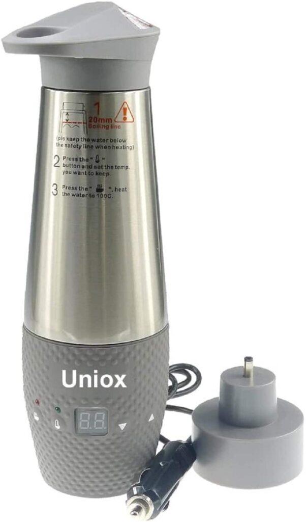 Uniox Car Cigarette Lighter DC12V Electric Kettle