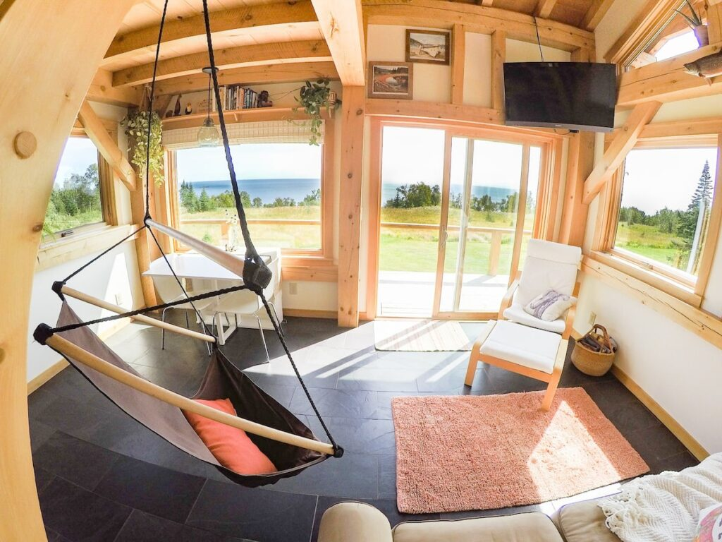 Minnesota cabin with Lake Superior View with sauna