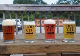 Holy City Brewing beer