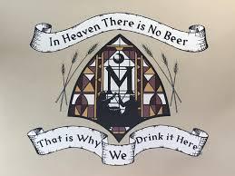 Munkle Brewing Co slogan