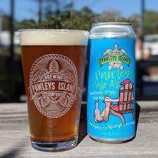 Pawley's Island Brewing Company pale ale