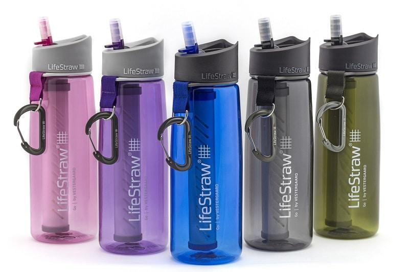 LifeStraw Go Water Filter Bottles
