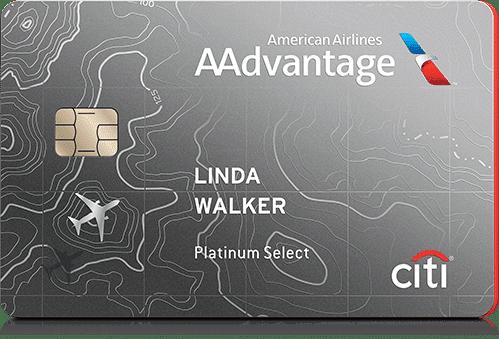 Citi AAdvantage Platinum Select World Elite Mastercard