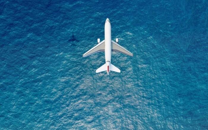 I won't travel on that plane again