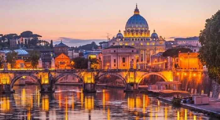What's the capital of Italy