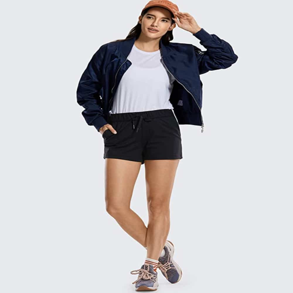 Sexy shorts for traveling