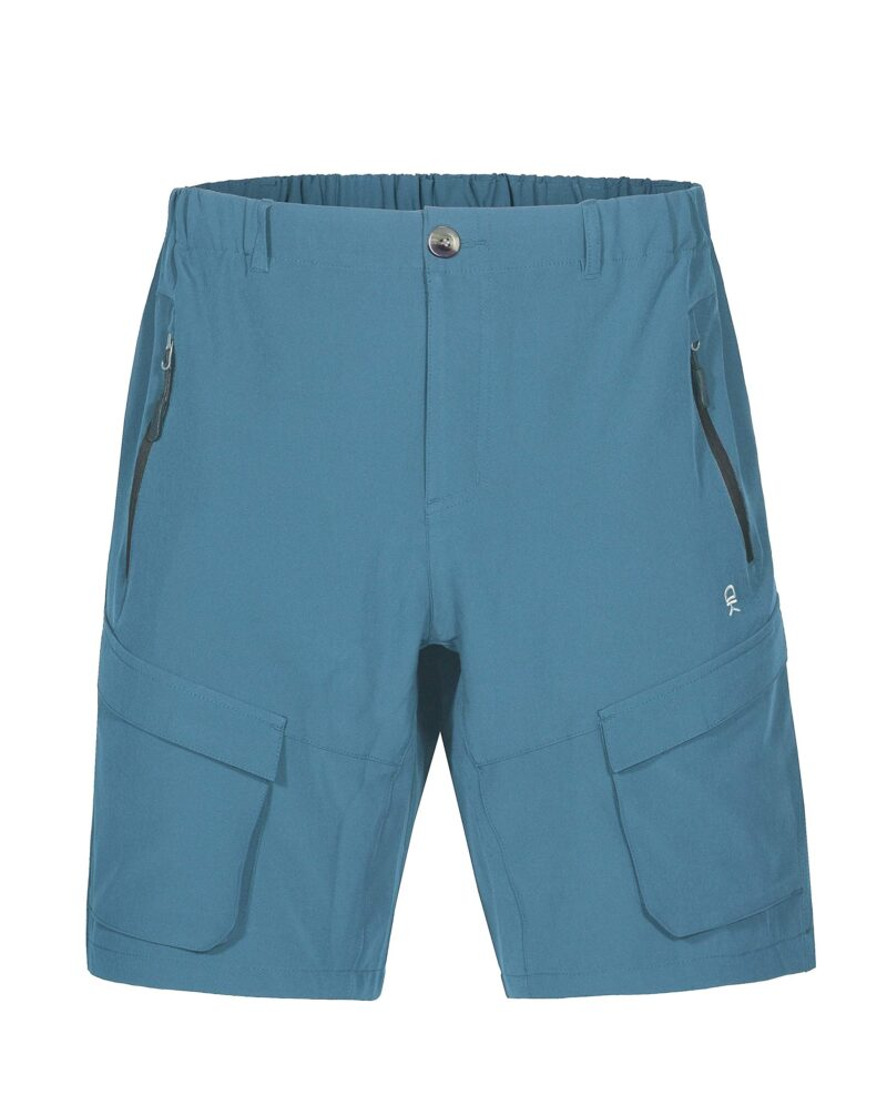 This blue piece is one of the best travel shorts
