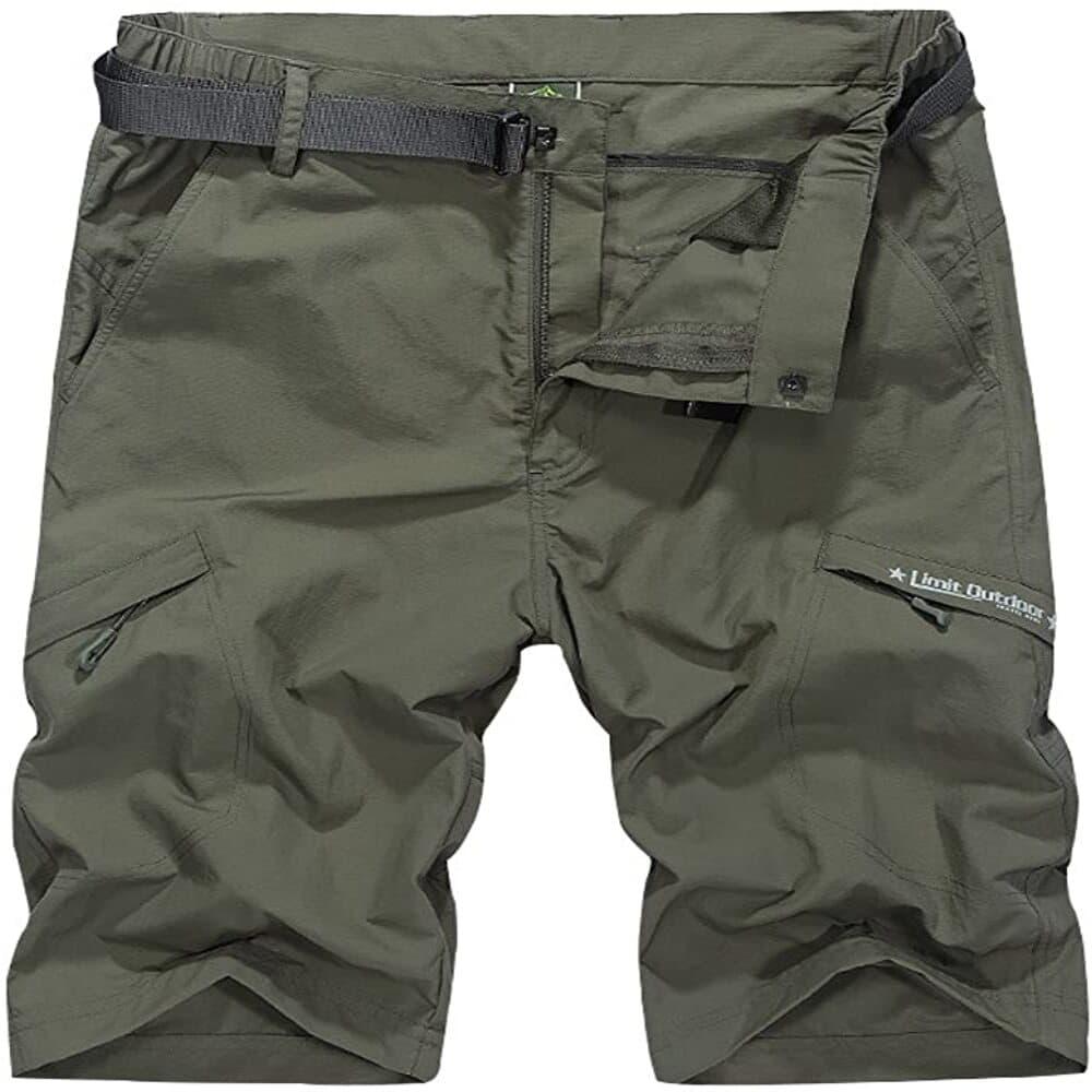 Fancy-casual shorts