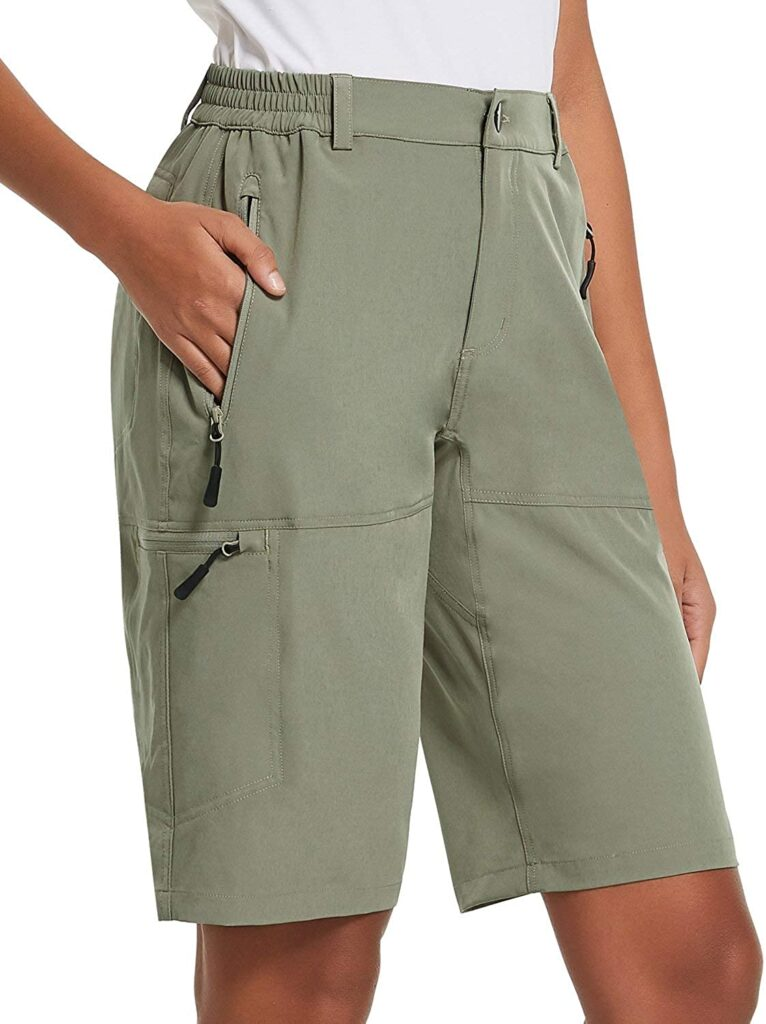 Many rate these pant-shorts as the best Travel Shorts