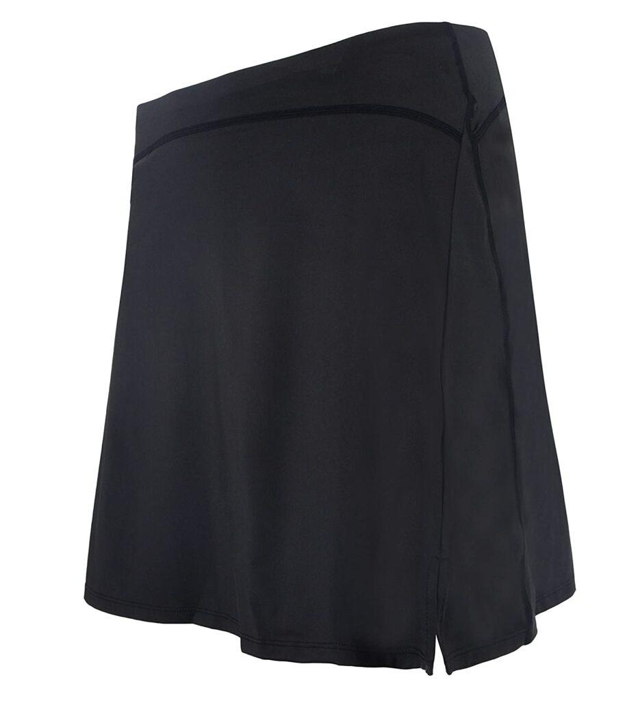 Beautiful Black Skirt-shorts