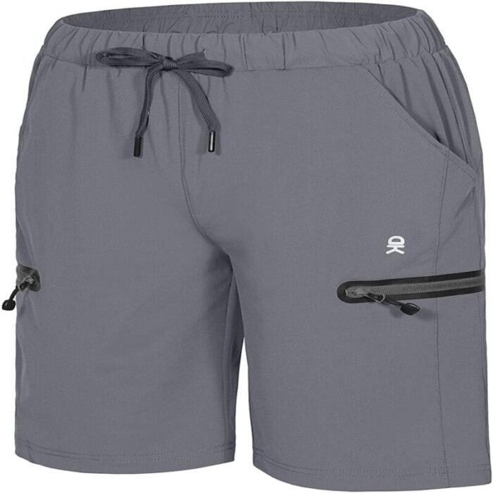 handy travel cargo shorts
