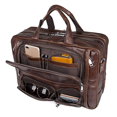 Types of travel bags: Augus Business Travel Briefcase
