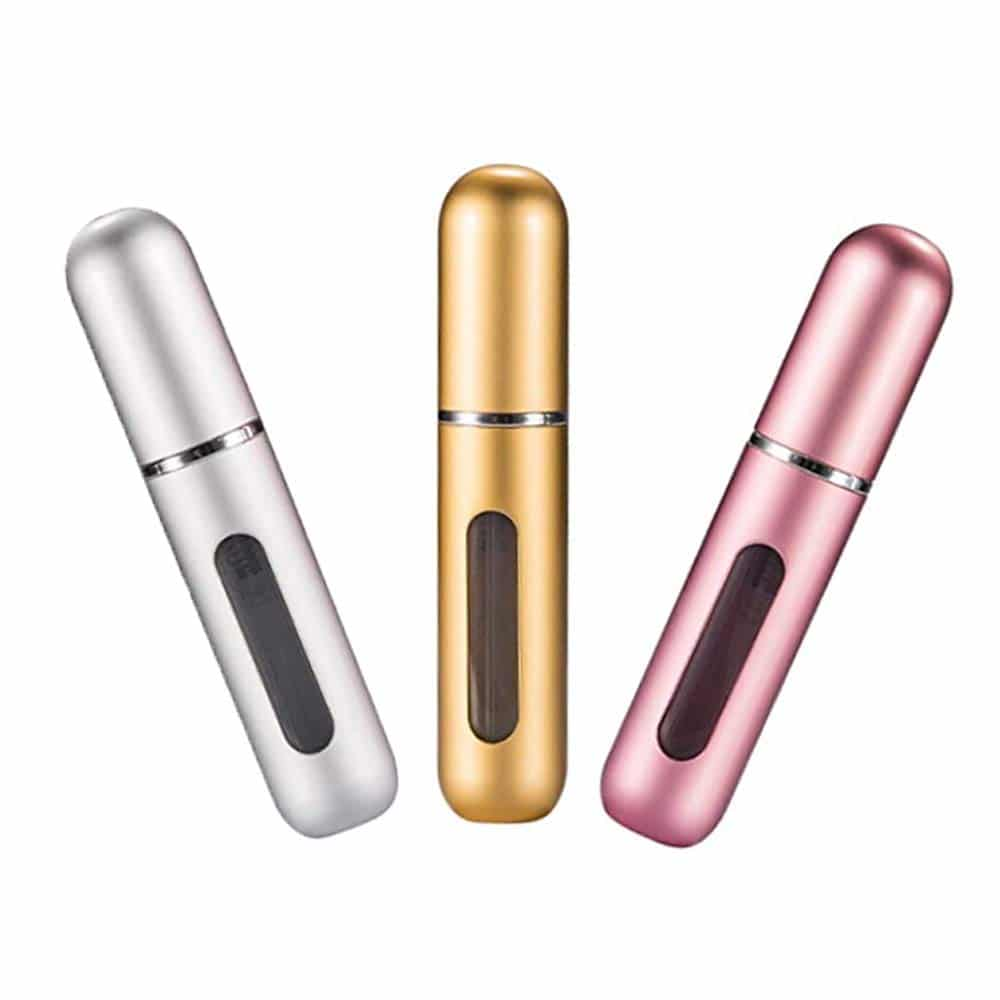 Censung Portable Mini Refillable Spray atomizer
