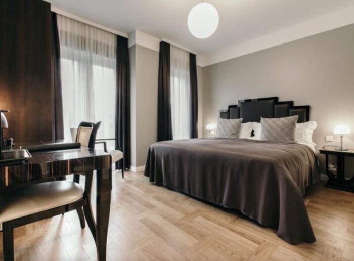 Art Deco Hotel Borg double room