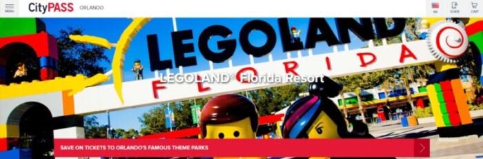 Orlando CityPASS Legoland