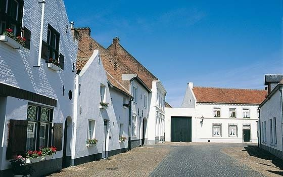most beautiful villages in the netherlands: thorn