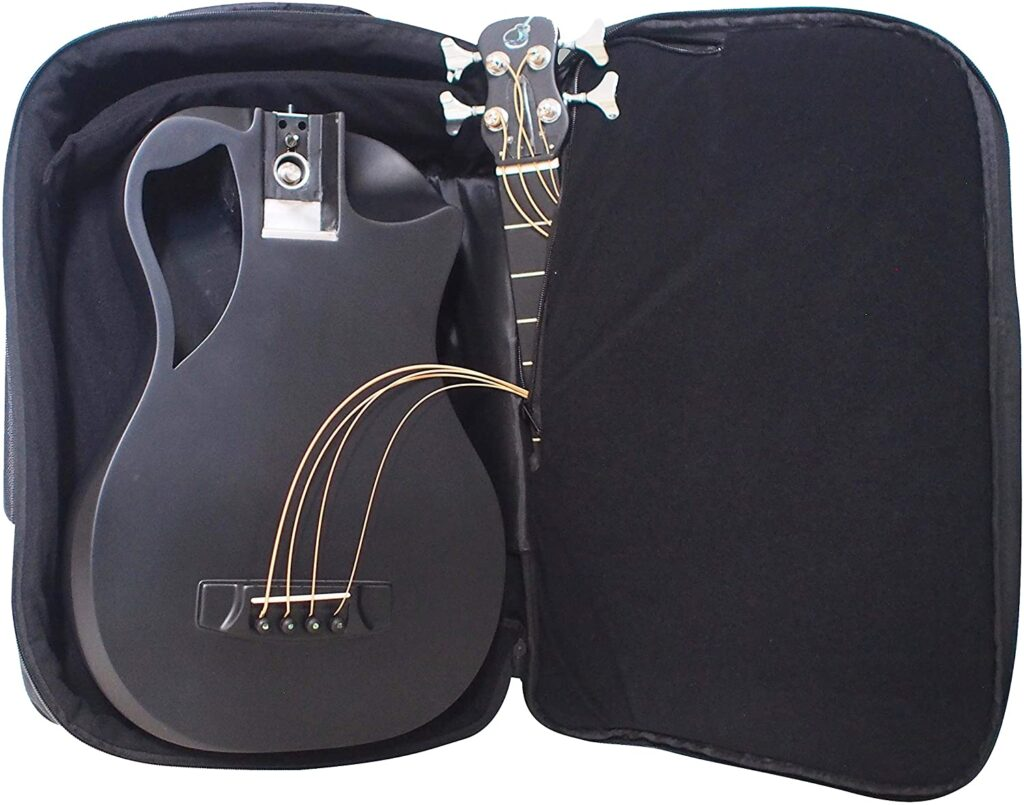 Journey Instruments Carbon Fiber Travel Guitar