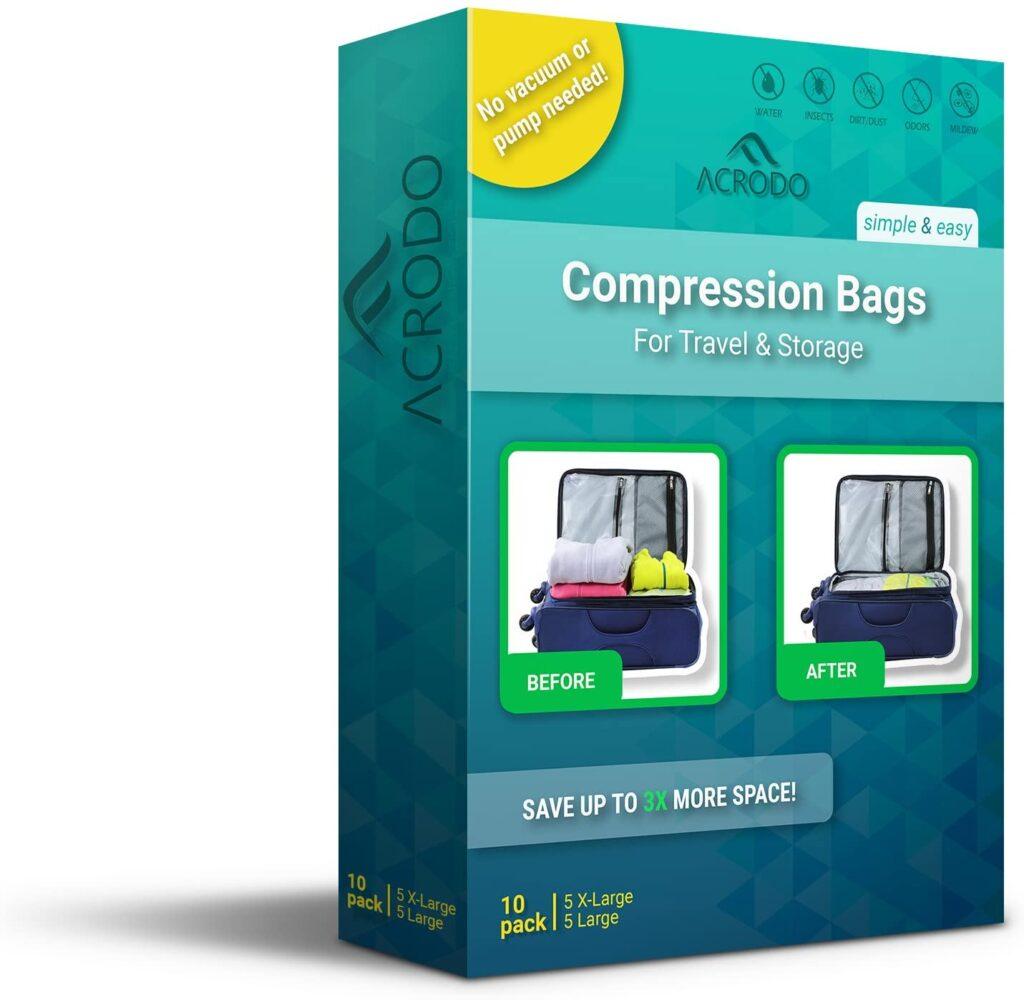 Acrodo Compression Bags