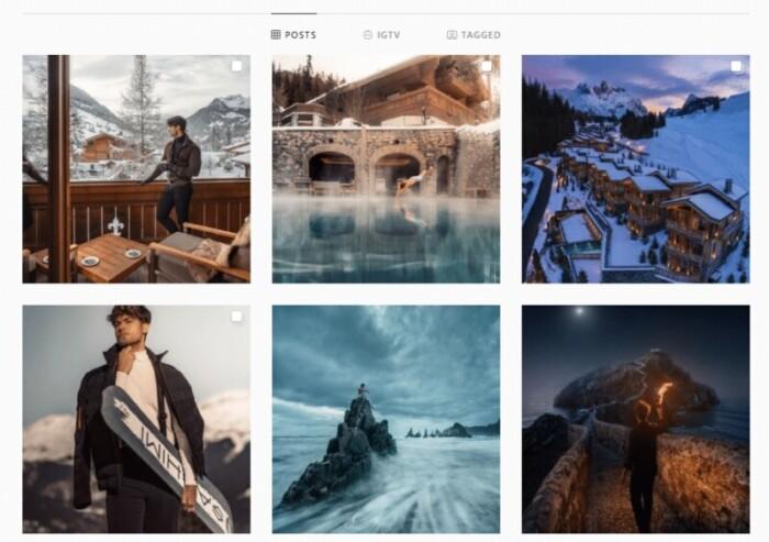 Ali Alsulaiman best travel instagram accounts
