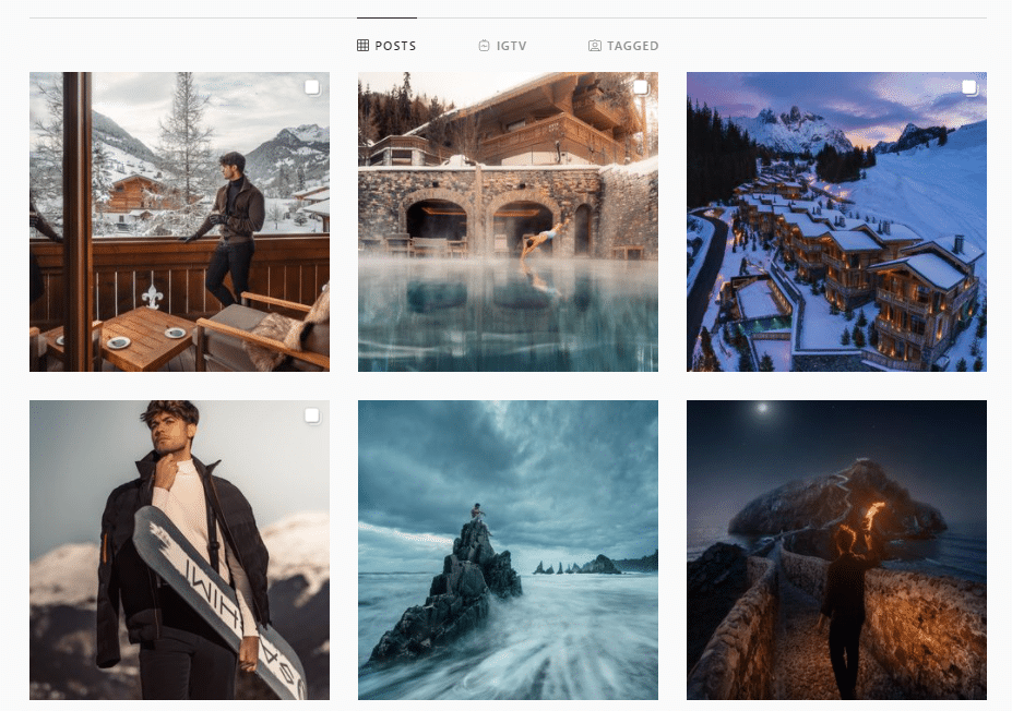Ali Alsulaiman best travel instagram accounts