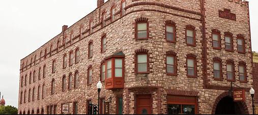 Calumet Historic Hotel – Pipestone