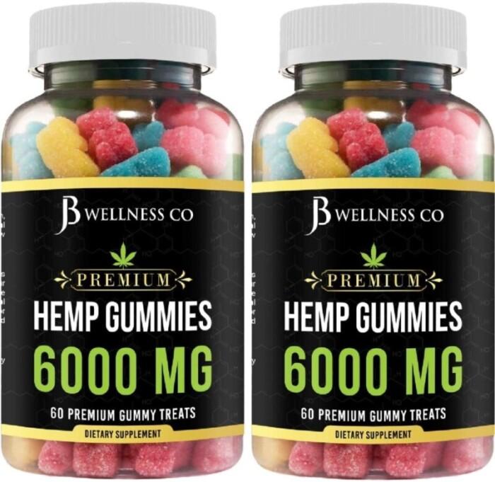 JB Wellness Co. Hemp Gummies