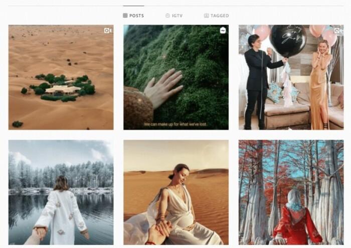 Murad Osmann Instagram travel account