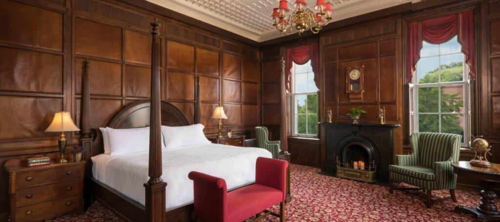 St. James Hotel best weekend getaways MN