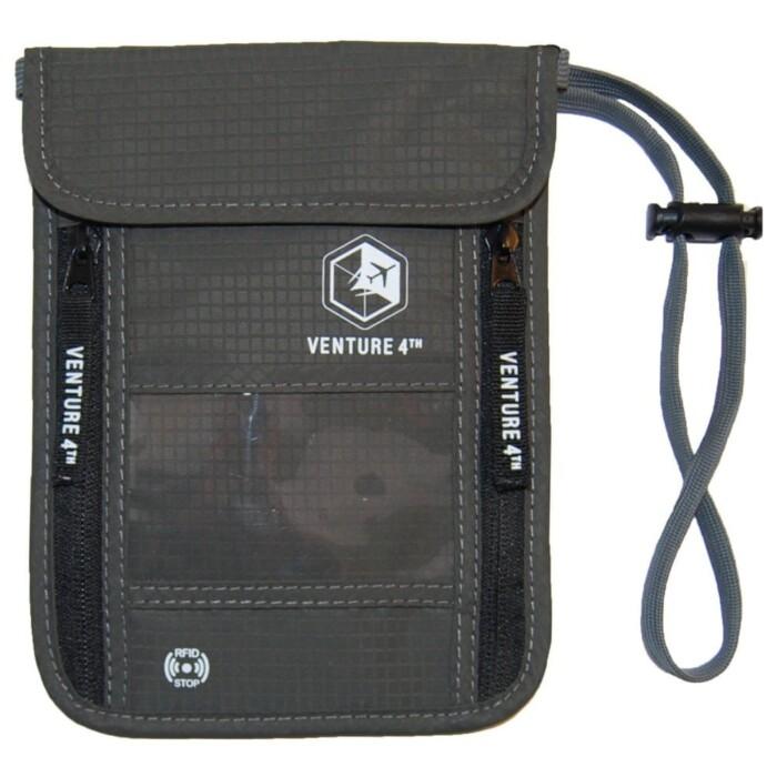 VENTURE 4TH travel neck pouch